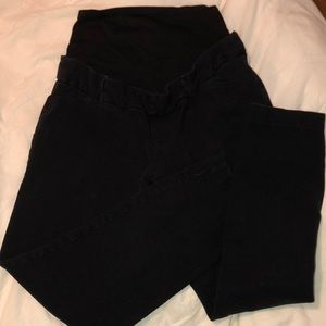 Old Navy Maternity Pixie Pant